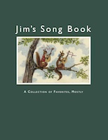 Jim's Song Book Cover