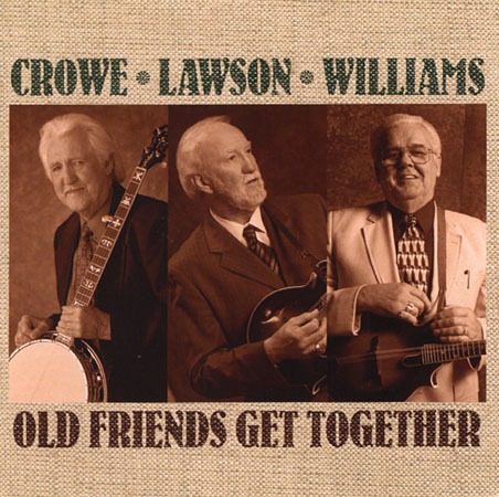 Old Friends Get Together Cover